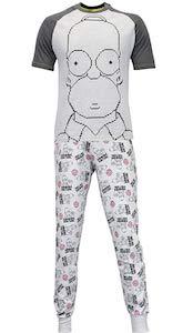 Homer Simpson Pajamas
