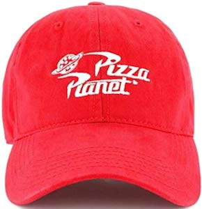 Red Pizza Planet Cap