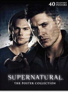 Supernatural Poster Book