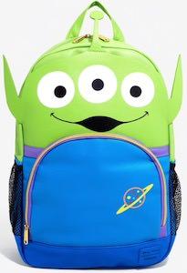 Pixar Toy Story Alien Backpack