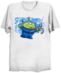 Toy Story Alien Claw Machine T-Shirt