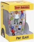 Bob's Burgers Pint Glass