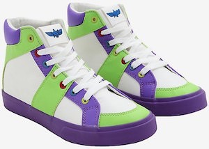 Buzz Lightyear Sneakers