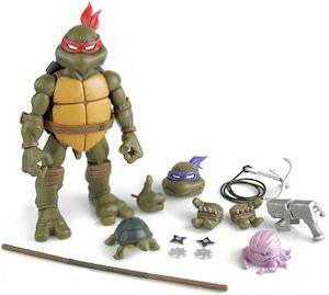Donatello Action Figure