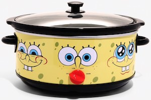 SpongeBob Slow Cooker