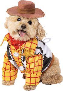 Woody Dog Costume