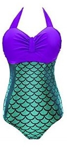 Ariel Monokini Swimsuit
