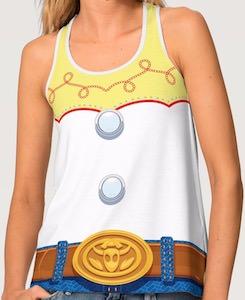 Toy Story Women's Jessie Tank Top