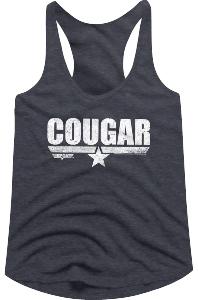Top Gun Women's Cougar Tank Top