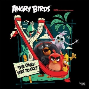 2020 Angry Birds Wall Calendar