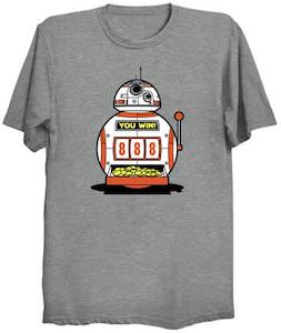 Gamble With BB-8 T-Shirt