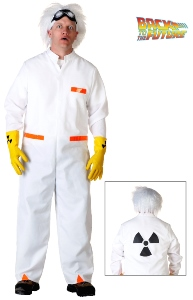 Doc Brown Adult Costume