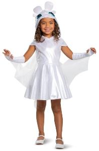 Light Fury Child Costume