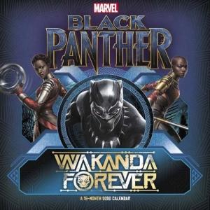 2020 Black Panther Wall Calendar