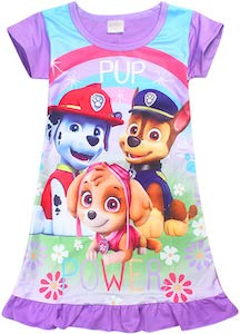 Purple PAW Patrol Night Gown