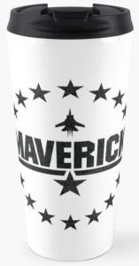Top Gun Maverick Travel Mug
