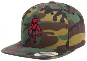 Boba Fett Camouflage Mythosaur Skull Hat