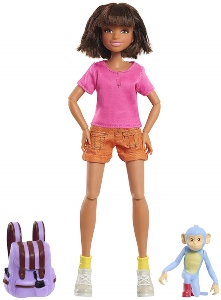 Dora Lost City Of Gold Movie Doll