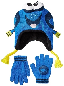 Finding Dory Child Hat And Glove Set