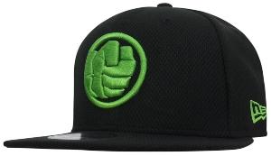 Hulk Fist Adjustable Hat