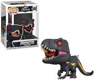 Jurassic World Indoraptor Figurine