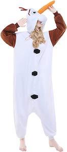 Olaf Costume Onesie