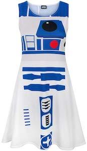 R2-D2 Costume Dress
