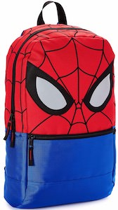 Red And Blue Spider-Man Backpack