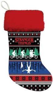 Stranger Things Christmas Stocking