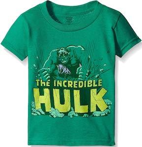 Toddler The Incredible Hulk T-Shirt