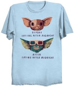 Gremlins Day And Night T-Shirt