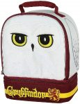 Hedwig Gryffindor Lunch Box Tote