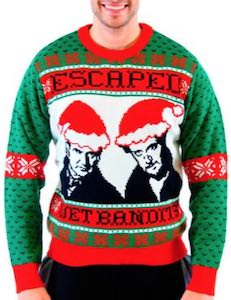 Home Alone Bandits Christmas Sweater