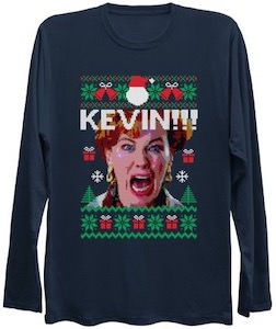 Home Alone Kevin Christmas Sweater