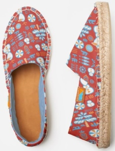 Olaf Summer Icons Slip On Shoes