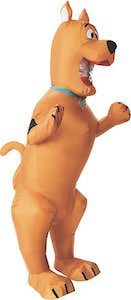 Scooby-Doo Inflateable Costume