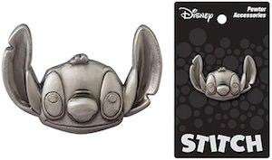 Stitch Pewter Pin