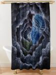 Tardis In Space Shower Curtain