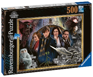 The Crimes Of Grindelwald Jigsaw Puzzle