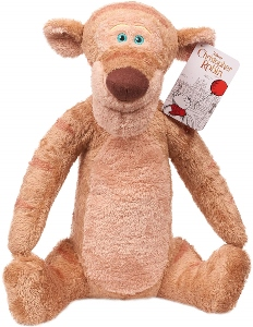 Tigger Christopher Robin Plush