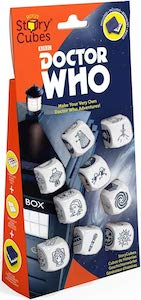 Doctor Who Story Cubes