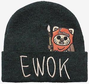Ewok Beanie Hat