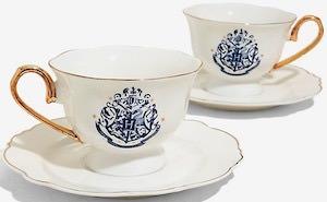 Hogwarts Tea Cup Set