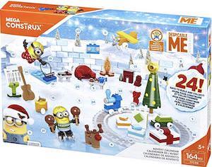 Mega Construx Minion Advent Calendar