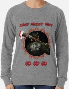 Negan And Lucille Merry Christmas Sweater