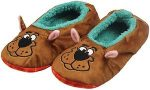 Adult Scooby-Doo Slippers
