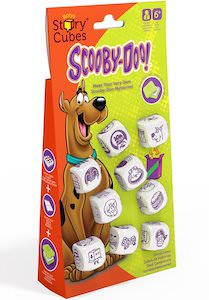 Scooby-Doo Story Cubes