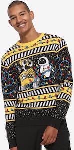 Disney Wall-E Christmas sweater
