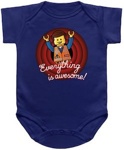Everything Is Awesome Bodysuit