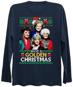 Golden Girls Christmas Sweater